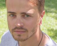 Joshua Waters Headshot