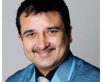 Ramesh Verma Headshot