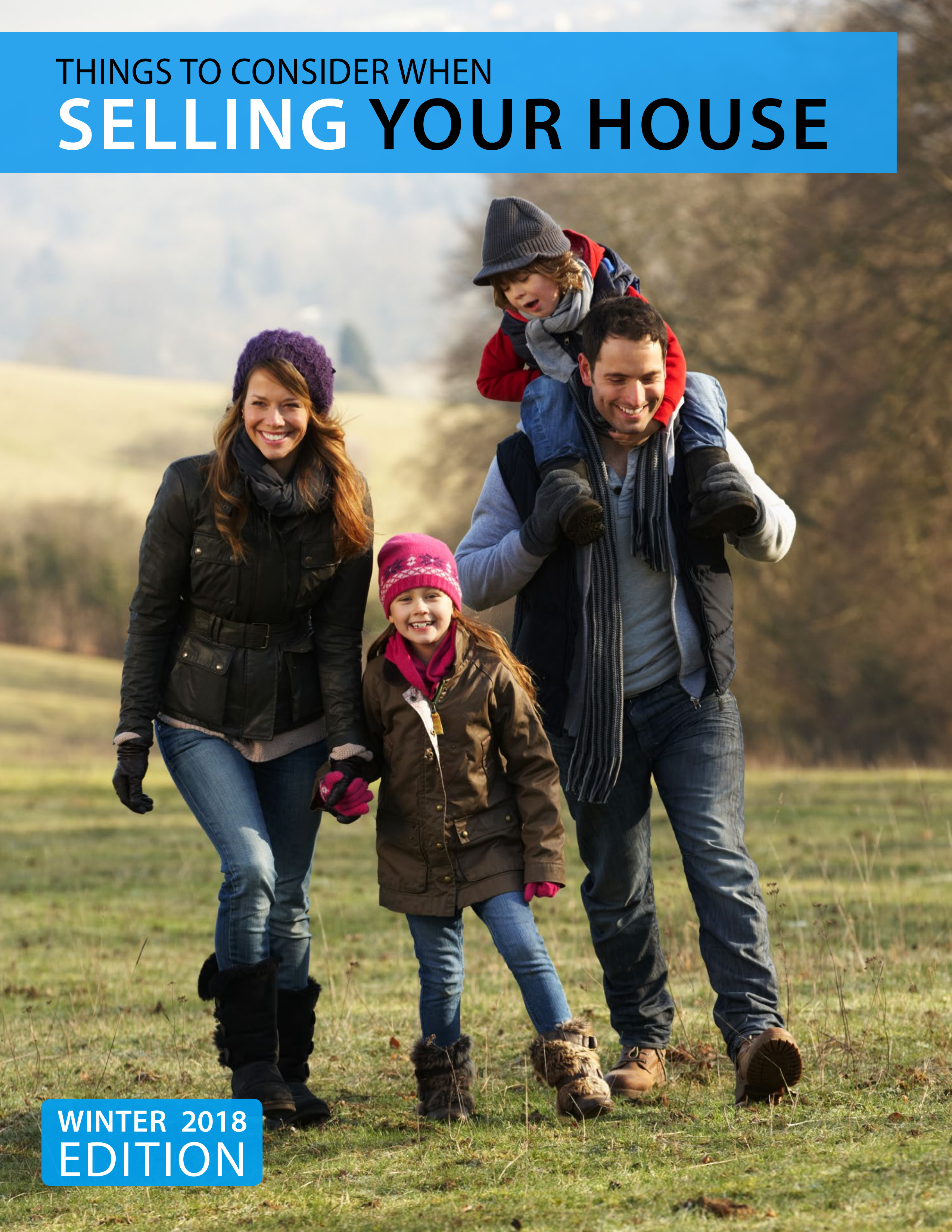 Selling your house this winter guide