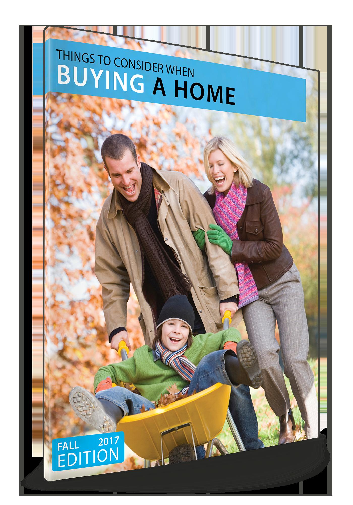 Fall Buying Guide