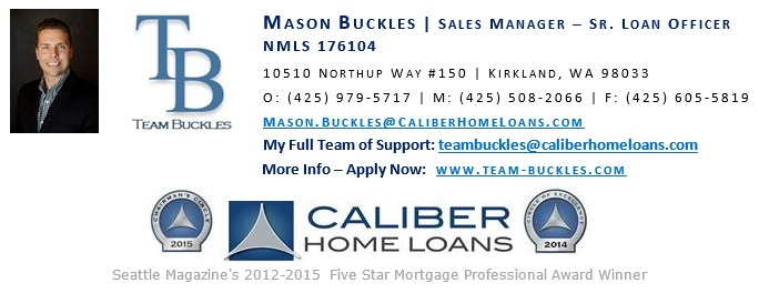Mason Buckles - Caliber Home Loans