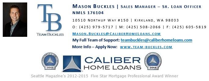 Mason Buckles - Caliber Home Loans