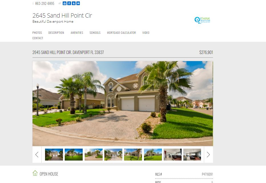 View the live site for this home