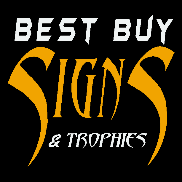 Best Buy Signs & Trophies
