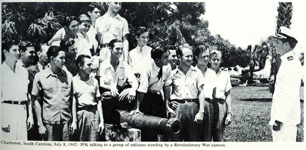 JFK, John Kennedy, President, Charleston, Historic, Downtown, Presidents Visit Charleston, Cadets, Inga Arvad