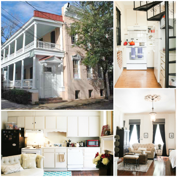 68 Beaufain Street Charleston, College of Charleston, CofC Women, Real Estate, Lois Lane Properties, SC. Photographs by Sophie Treppendahl
