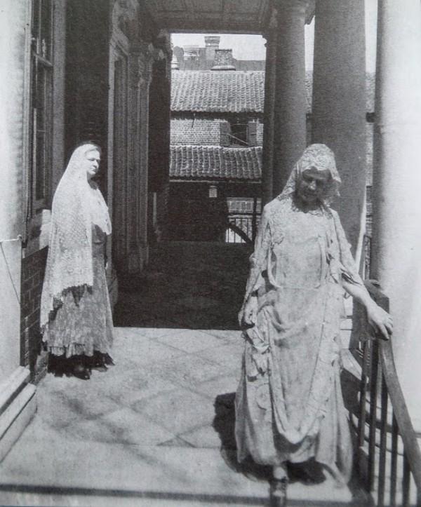 Susan Pringle Frost, Fall Tour of Homes, Pringle House, Miles Brewton House, Charleston House Tours, 1920s Charleston
