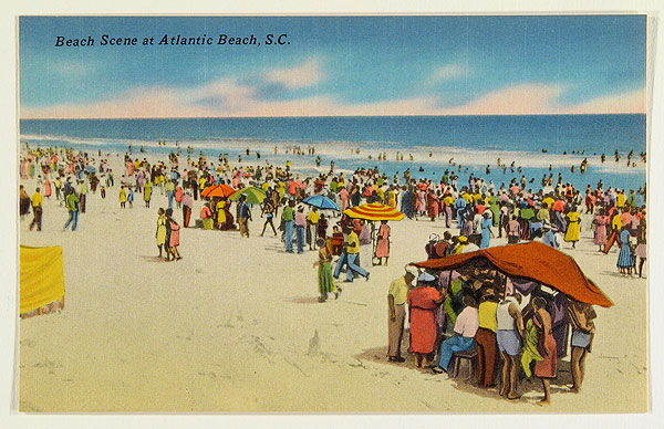 Atlantic Beach, Black Pearl, Charleston, SC, Cooper River Bridge, Segreation