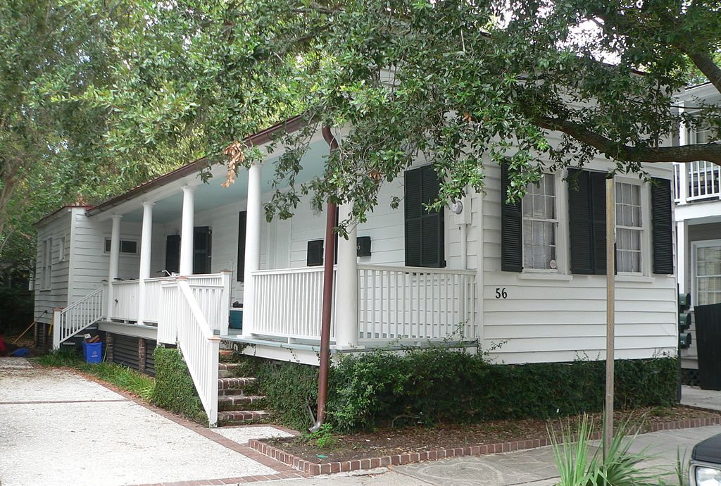 Denmark Vesey, Charleston, SC, Charleston Cottages, Freedman's Cottage