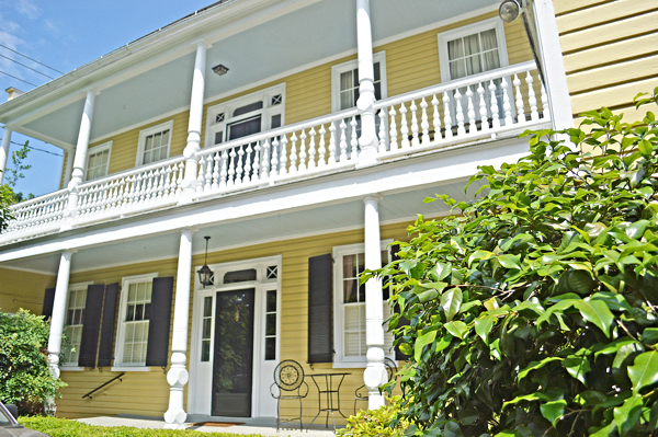 Queen Street, Charleston, SC, Charleston Single House, Lois Lane, Lois Lane Properties, Real Estate, Historic Charleston Home