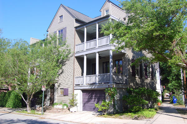 Elizabeth Street, Charleston, Downtown, Historic Home, For Sale, Real Estate, Garden District, Wraggborough