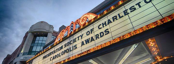 Charleston, SC, 2015 Carolopolis Awards, Riviera Theater, King Street