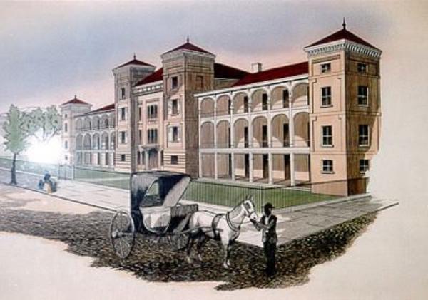 Roper Hospital, Charleston, Downtown Historic Charleston, MUSC
