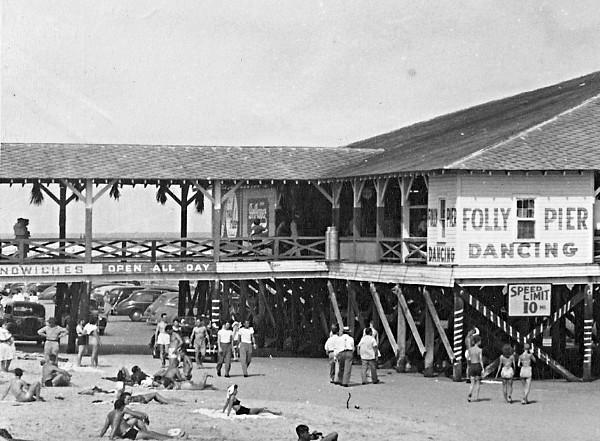 1950 Folly Pier