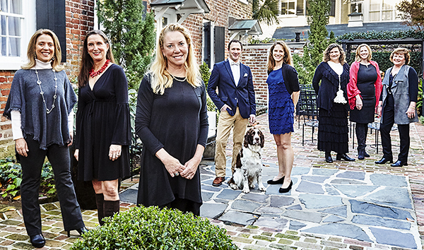 Team Photo, Lois Lane Properties, Charleston Real Estate, Agents, For Sale, Historic Real Estate