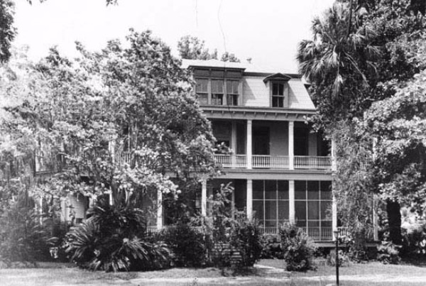 Stiles-Hinson House, James Island Plantation, James Island, South Carolina, Charleston, Historic Homes
