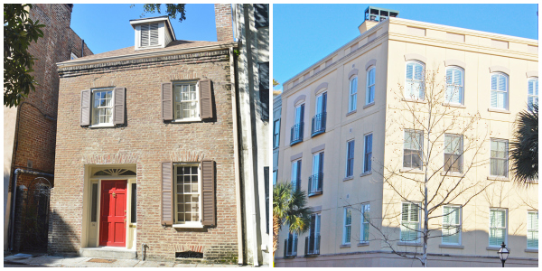 Real Estate, Luxury, Charleston, South Carolina, Historic, Downtown, South of Broad, Elliott Street, Vendue Range, Presidents
