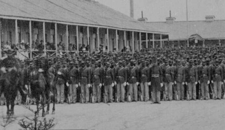 Black Infantry of the Union Army