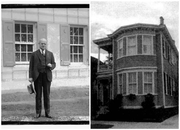 John P. Grace, 174 Broad Street, Charleston, SC, Charleston's Former Mayors