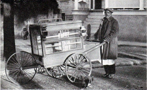 Shrimp Peddler, Charleston Vendors, Charleston Markets, Charleston 1930