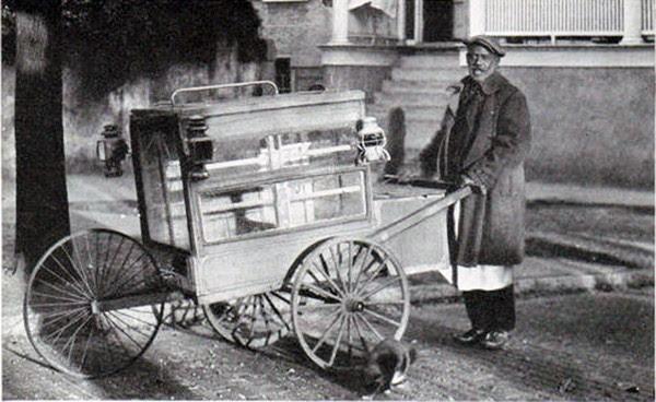 Shrimp Peddler, Charleston Vendors, Charleston Markets, Charleston 1930