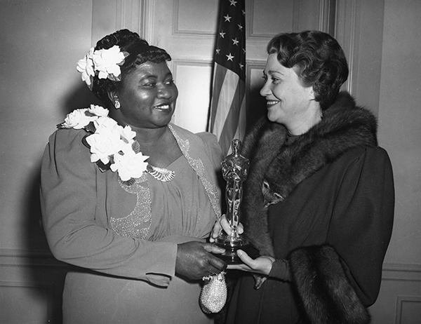 Hattie McDaniel, Oscars, Academy Awards, 1940, Gone with the Wind, Charleston, Celebrity, Historic