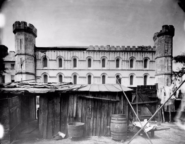 City Hospital, Charleston SC, Charleston Earthquake 1886, Charleston Medical History