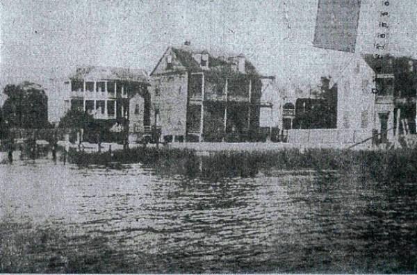 Charleston, Gibbes Street, SC, Parker-Drayton House, Lesesne House