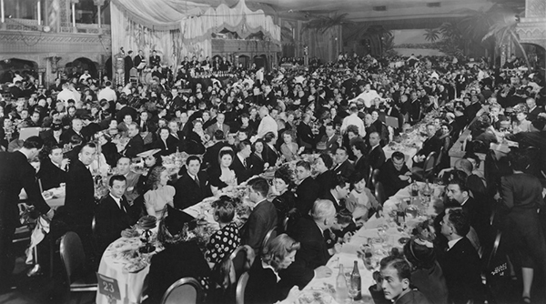 1943, Charleston, Celebrity, Oscars, Academy Awards, Historic, Famous