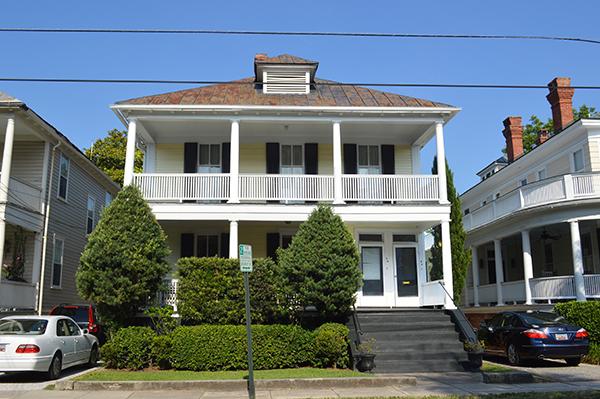 Rutledge Street, Charleston, SC, Lois Lane Properties, Historic Home, For Sale, For Rent, Saltwater Bathing