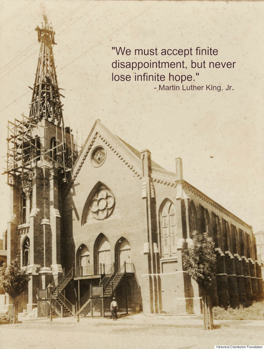 Charleston Shooting, Mother Emanuel, Emanuel AME, Charleston Strong, Martin Luther King Jr, MLK
