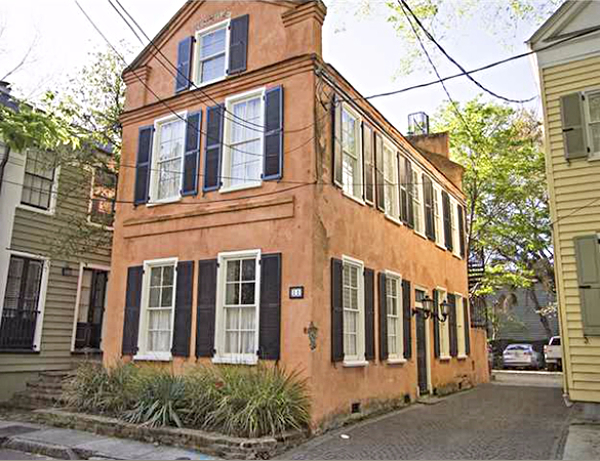 Lois Lane Properties, Charleston Single House, Charleston Historic Home, Real Estate