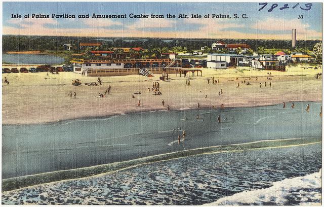 Isle of Palms, Charleston, SC, Joseph S. Lawrence, Cooper River Bridge