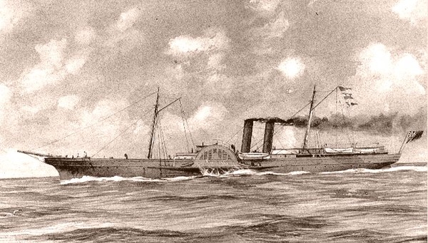 Blockade Runners, Charleston, Confederate, Civil War, Shipwreck, The Advance