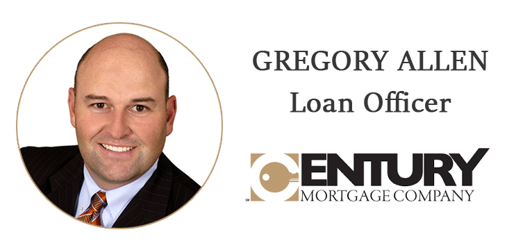 Gregory Allen at Century Mortgage Company