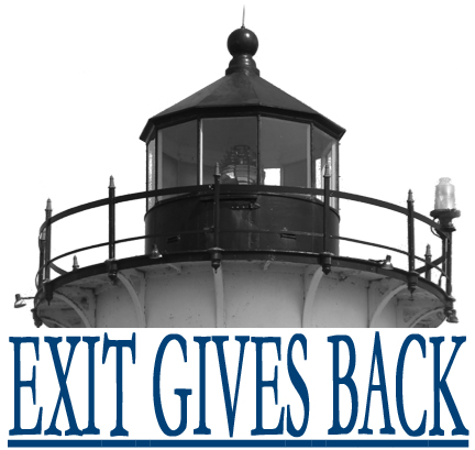EXIT Gives Back