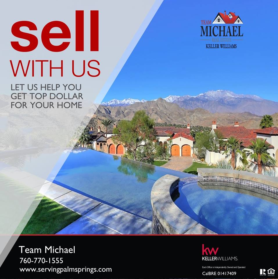 Sell Palm Springs Home