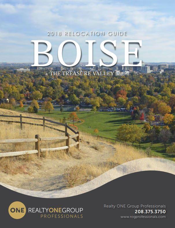 2018 Boise Area Relocation Guide
