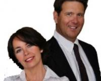 Mike Shuttleworth and Vicki JAckson Headshot