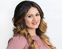 Sunita Hashambhai Headshot