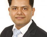 Sunil Kaushal Headshot