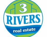 Three Rivers Real Estate Angela Niece Caleb Carlson Steve Milkovich Headshot