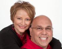 Betty and Jason Johnson Headshot
