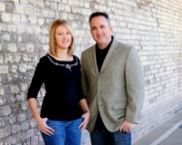 Bud and Kristin Gragg Headshot