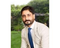 Iftikhar Ali Headshot