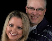 Melissa James and Don Bailey Headshot