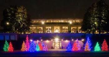 Longwood Gardens Christmas.Christmas In Philadelphia At Longwood Gardens