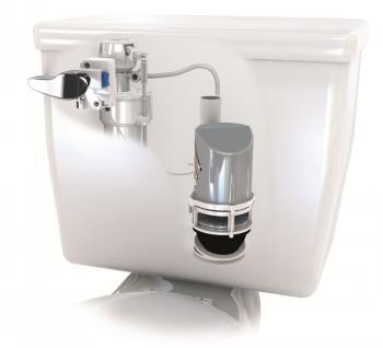 toilet flapper.  Fixing A Broken Toilet Flapper Valve With Better Alternative