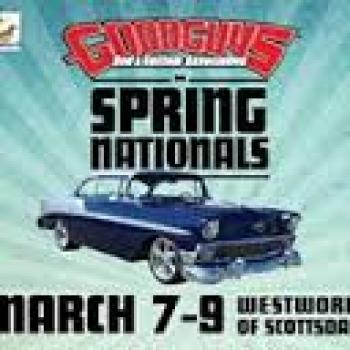 GOOD GUYS TH SPRING NATIONAL CAR SHOW THIS WEEKEND SCOTTSDALE AZ - When is the good guys car show in scottsdale