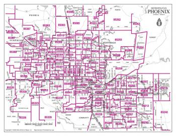 Pinal County Zip Code Map.Home Search In Az By Zip Code